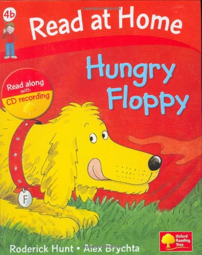 9780199114610: Read at Home: 4b: Hungry Floppy Book + CD