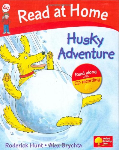 9780199114627: Read at Home: Level 4c: Husky Adventure Book + CD