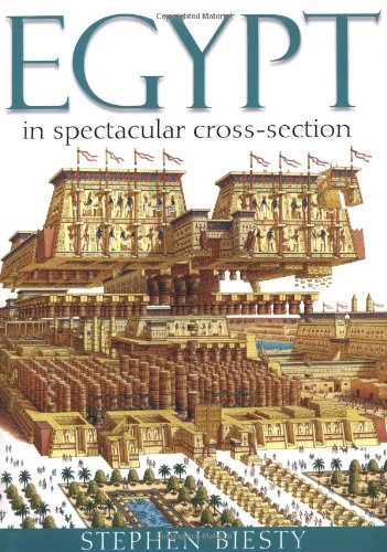 9780199115099: Egypt in Spectacular Cross-Section