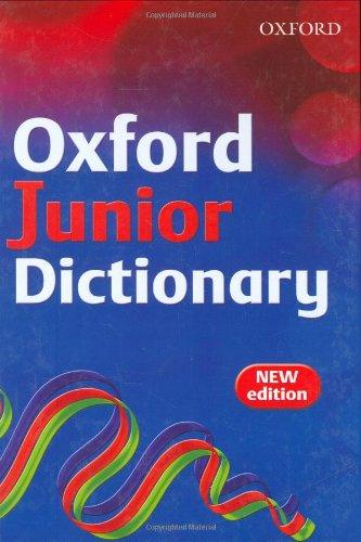 9780199115129: OXFORD JUNIOR DICTIONARY