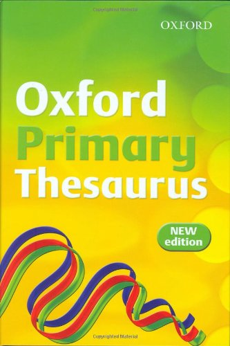 9780199115167: Oxford primary thesaurus