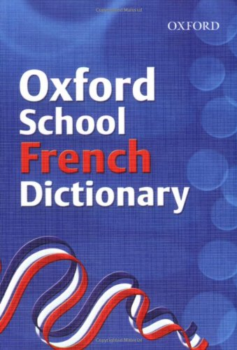 9780199115280: OXFORD FRENCH DICTIONARY