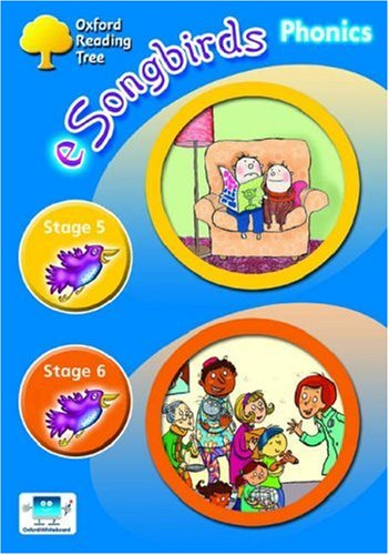 9780199115488: Oxford Reading Tree: Levels 5-6: e-Songbirds Phonics: CD-ROM Unlimited-User Licence