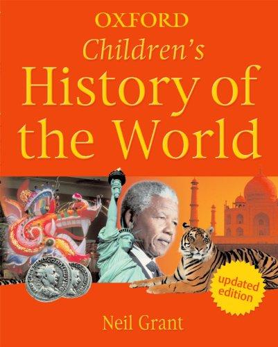 Oxford Children's History of the World: Grant, Neil