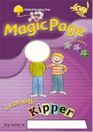 9780199115914: Oxford Reading Tree: Magicpage: Levels 1 - 2: Kipper and Me: I Can Books Pack of 6