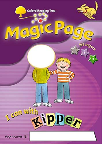 9780199115921: Oxford Reading Tree: MagicPage: Stages 1-2: Kipper and Me: I Can Books Class Pack of 30