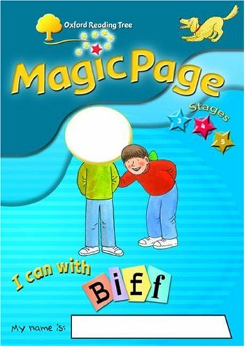 9780199115938: Oxford Reading Tree: Magicpage: Levels 3 - 5: Chip and Me: I Can Books Pack of 6