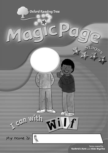 9780199115952: Oxford Reading Tree: Magicpage: Levels 6 - 9: Wilma and Me: I Can Books, Pack of 6