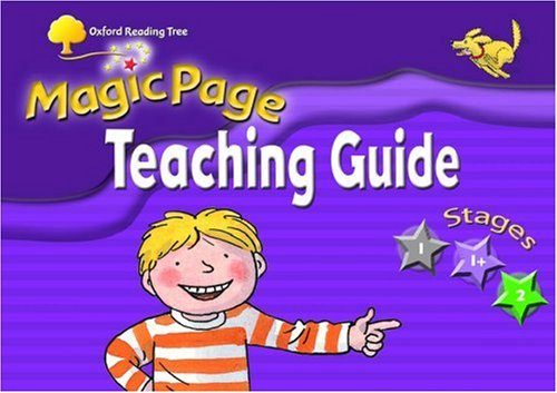 9780199115976: Oxford Reading Tree: Magicpage: Levels 1-2: Teaching Guide