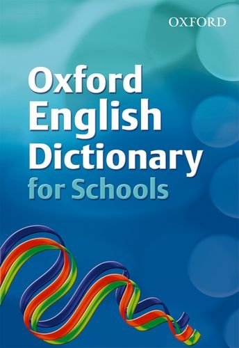 9780199116416: Oxford English Dictionary for Schools 2008