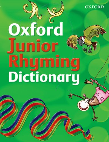 9780199116836: OXFORD JUNIOR RHYMING DICTIONARY