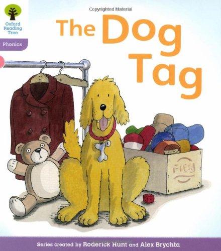 9780199117086: Oxford Reading Tree: Level 1+: Floppy's Phonics: The Dog Tag