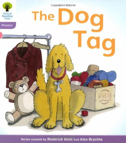 9780199117086: Oxford Reading Tree: Level 1+: Floppy's Phonics: The Dog Tag
