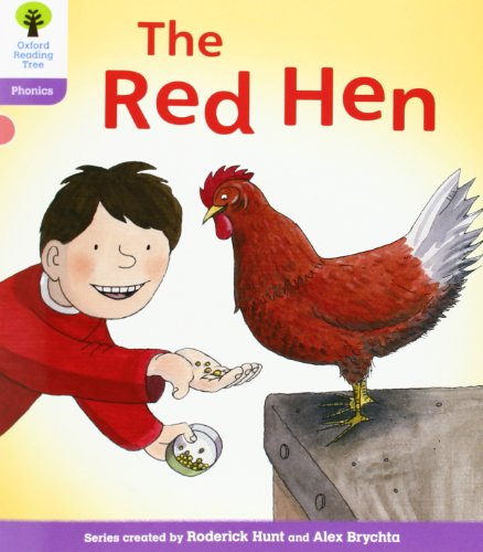 9780199117123: Oxford Reading Tree: Level 1+: Floppy's Phonics: The Red Hen