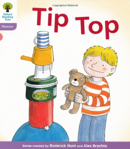 9780199117130: Oxford Reading Tree: Level 1+: Floppy's Phonics: Tip Top (Floppy Phonics)
