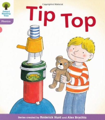 9780199117130: Oxford Reading Tree: Level 1+: Floppy's Phonics: Tip Top