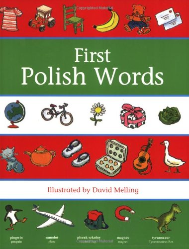 9780199117154: Oxford First Polish Words (First Words)