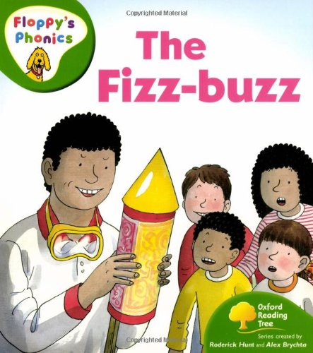 9780199117215: Oxford Reading Tree: Level 2: Floppy's Phonics: The Fizz Buzz