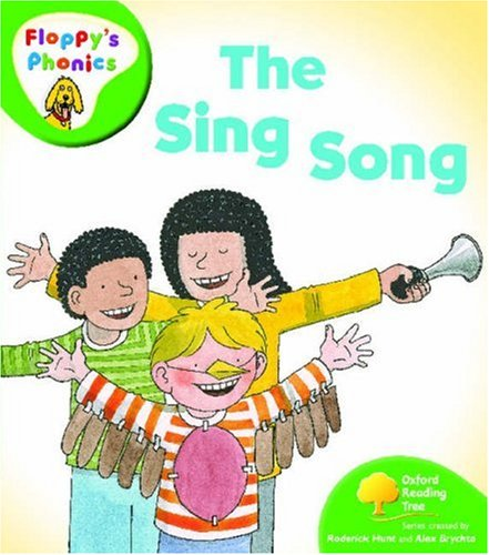 9780199117253: Oxford Reading Tree: Level 2: Floppy's Phonics: The Sing Song