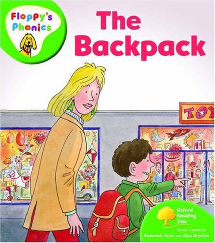 9780199117260: Oxford Reading Tree: Level 2: Floppy's Phonics: The Back Pack