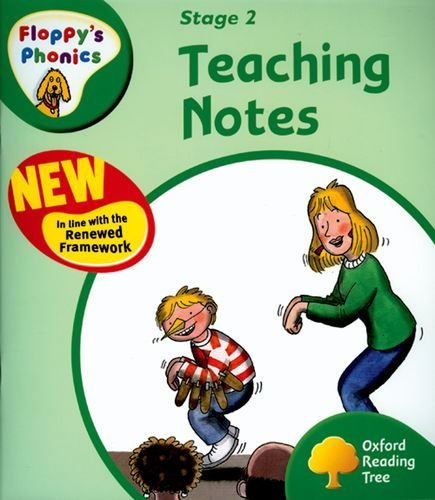 9780199117277: Oxford Reading Tree: Level 2: Floppy's Phonics: Teaching Notes