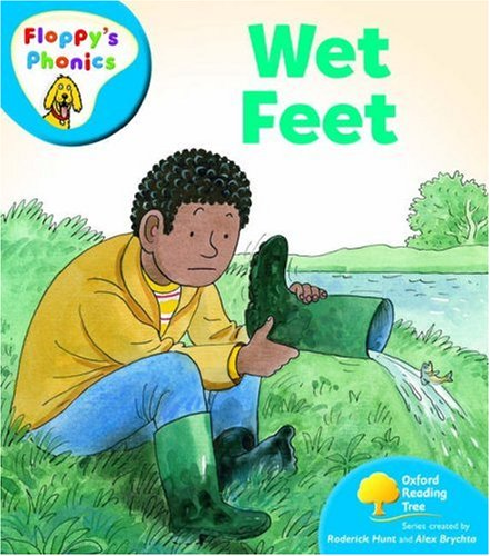 9780199117314: Oxford Reading Tree: Level 2a: Floppy's Phonics: Wet Feet