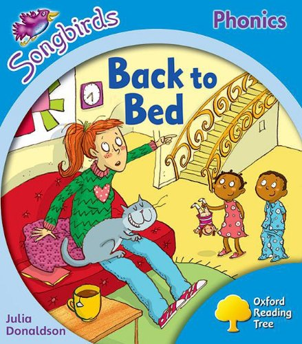 9780199117444: Oxford Reading Tree: Level 3: Songbirds More A: Back to Bed