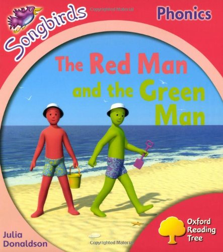 9780199117482: Oxford Reading Tree: Level 4: Songbirds More A: The Red Man and the Green Man