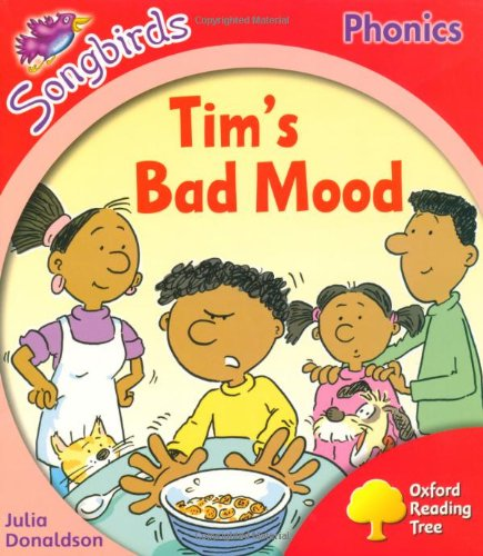 9780199117536: Oxford Reading Tree: Level 4: Songbirds More A: Tim's Bad Mood