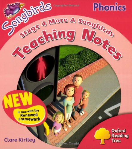 9780199117543: Oxford Reading Tree: More Level 4: Songbirds Phonics: Teaching Notes