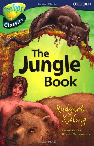 9780199117574: Oxford Reading Tree: Level 14: TreeTops Classics: The Jungle Book