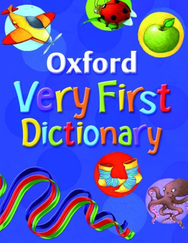 9780199117758: Oxford Very First Dictionary Big Book (2007)