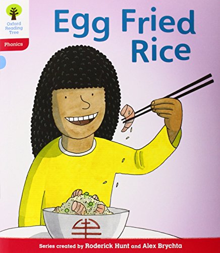 9780199117970: Oxford Reading Tree: Level 4: Floppy's Phonics: Egg Fried Rice