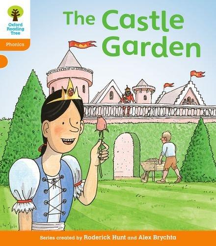 9780199118533: Oxford Reading Tree: Level 6: Floppy's Phonics: The Castle Garden