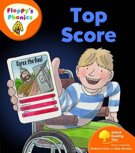9780199118540: Oxford Reading Tree: Level 6: Floppy's Phonics: Top Score