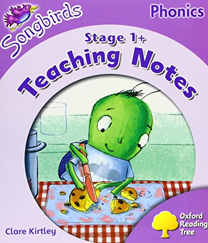 Oxford Reading Tree: Stage 1+: More Songbirds Phonics: Pack (6 Books, 1 of Each Title): Donaldson, ...