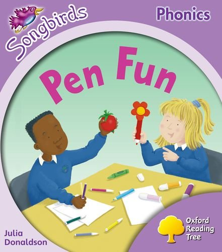9780199118939: Pen Fun (Oxford Reading Tree: Stage 1+ More a Songbirds Phonics)