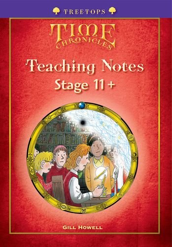 9780199119233: Oxford Reading Tree: Level 11+: Treetops Time Chronicles: Teaching Notes