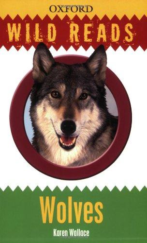 9780199119356: Wild Reads: Wolves (Oxford Wild Reads)