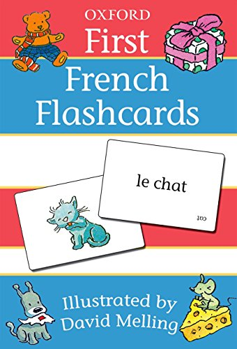 9780199119813: OXFORD FIRST FLASHCARDS
