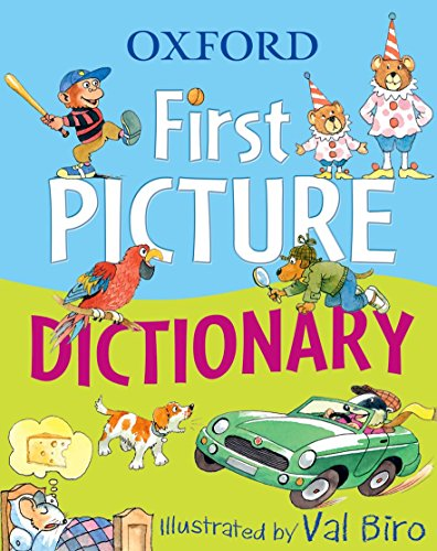 9780199119844: Oxford First Picture Dictionary