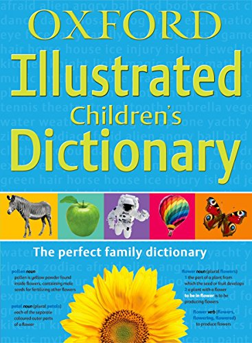 9780199119936: Oxford Illustrated Children's Dictionary
