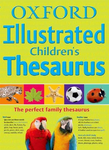 9780199119943: OXFORD ILLUSTRATED CHILDREN'S THESURAUS