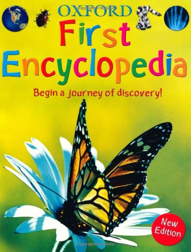 9780199119950: Oxford First Encyclopedia (2009)