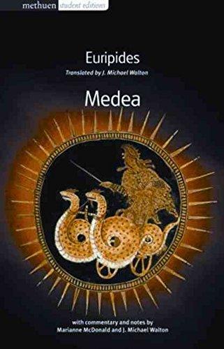 Medea. Edited by A. Elliott.: EURIPIDES,