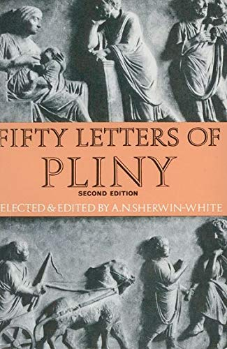 9780199120109: Fifty Letters of Pliny