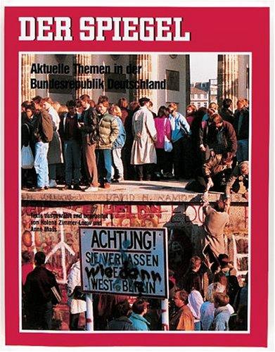 9780199122035: Der Spiegel: Aktuelle Themen in der Bundesrepublik Deutschland