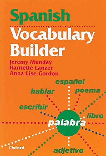 9780199122158: Spanish Vocabulary Builder (Vocabulary Builders)