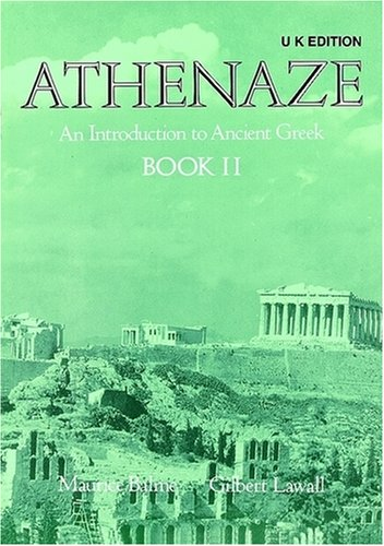 9780199122202: Athenaze: An Introduction to Ancient Greek Book II 2e - UK Edition (Bk.2)