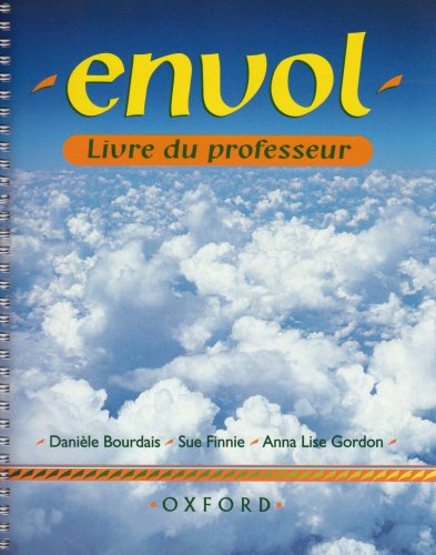 9780199122226: Envol: Teacher's Book